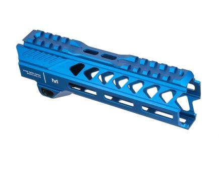 "Strike Industries 7"" AR-15 Upper Receiver Handguard - Blue"