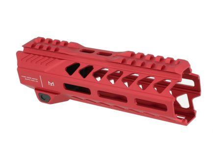 "Strike Industries 7"" AR-15 Upper Handguard - Red"