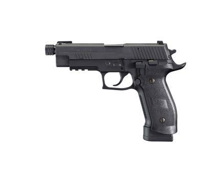 Sig Sauer P226 Tacops 9mm Full Sized Tactical Pistol, Black - E26R-9-TACOPS-TB