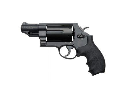 S&W Governor .45 Colt/.45 ACP/.410 Revolver, Black - 162410
