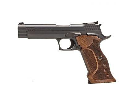 Sig Sauer P210 Target 9mm Pistol, Black - 210A-9-TGT