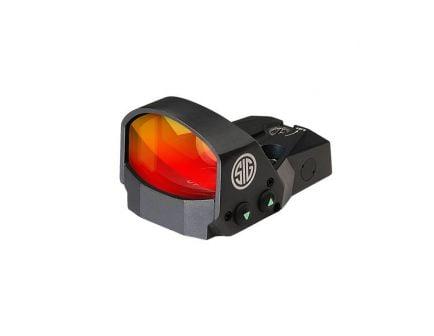 Sig Sauer Romeo 1 3 MOA Reflex Sight, Black - SOR11000