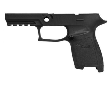Sig Sauer 320X Full 9mm / .40 Auto / .357 SIG Medium Grip Module, Black - GRIP-MODXF943MBLK