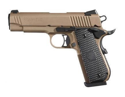 SIG Sauer 1911 Pistol .45 ACP Fastback Emperor Scorpion