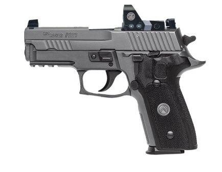 SIG Sauer P229 Legion RX 9mm Pistol w/ Romeo1 Optic