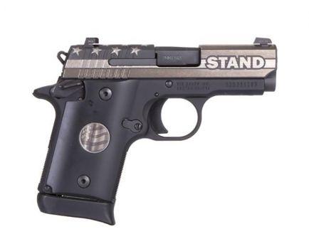 "Sig Sauer P238 ""STAND"" .380 ACP Pistol - 238-380-STAND"