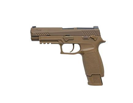 Sig Sauer P320 M17 9mm Commemorative Pistol, Flat Dark Earth - M17-COMMEMORATIVE