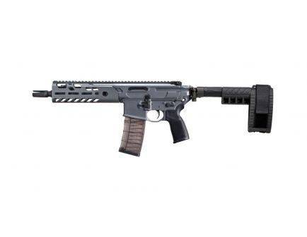 "Sig Sauer MCX VIRTUS 7.62x39, 11.5"" 30-Round Pistol, Grey - PMCX-762R-11B-TAP"