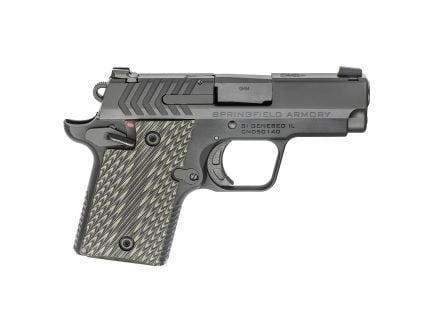 """Springfield 911 9mm 3"""" Pistol, Black - PG9119"""