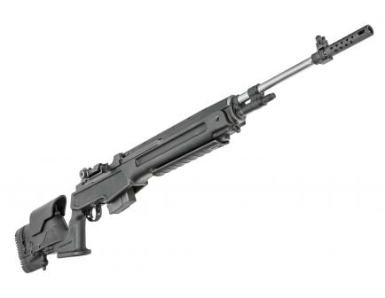 Springfield Armory M1A 6.5 Creedmoor Precision Adjustable Stock Black Rifle - MP9826C65