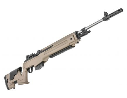Springfield Armory M1A 6.5 Creedmoor Precision Adjustable Stock Flat Dark Earth Rifle- MP9820C65