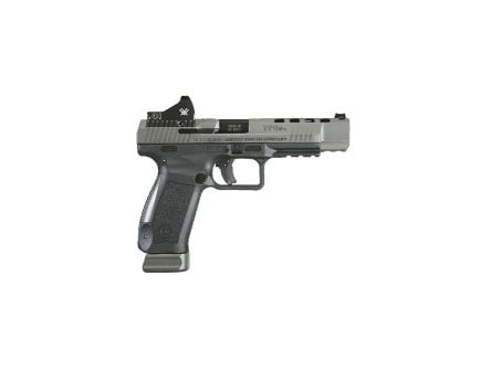 Canik TP9SFx 9mm Pistol with Vortex Viper, Tungsten - HG3774GV-N
