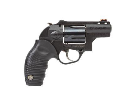Taurus 605 Polymer .357 Magnum Revolver, Black - 2-605021PLY