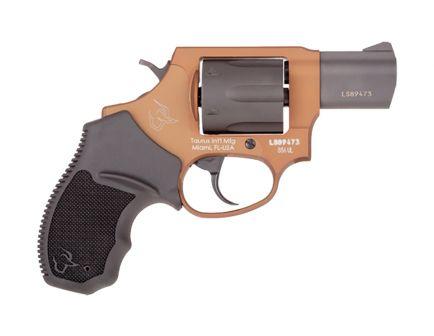 Taurus 856 Ultra Light .38 Special 6-Shot Bronze Revolver- 2-856021ULC12