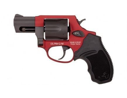 Taurus 856 Ultra Light .38 Special 6-Shot Burnt Orange Revolver - 2-856021ULC13