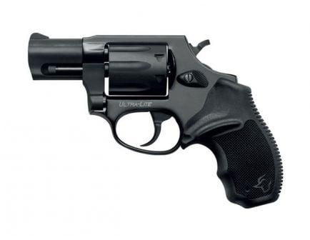 "Taurus 856 Ultra Lite .38spl 6 Shot Revolver with 2"" Barrel, Black - 2-856021"