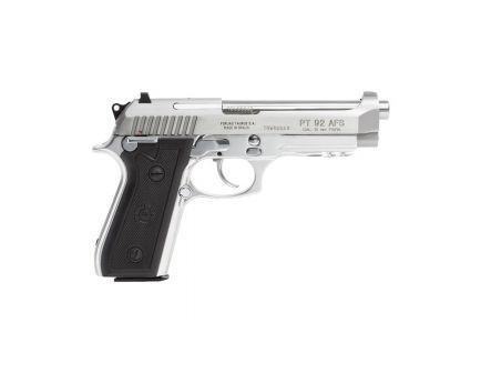 Taurus PT92 9mm Pistol, Stainless Steel - 1-92015917