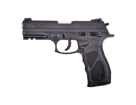 "Taurus TH9 9mm 4.27"" Hammer Fired Pistol, Black - 1-TH9041"