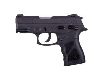 "Taurus TH9C 9mm 3.54"" Hammer Fired Pistol, Black - 1-TH9C031"