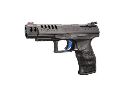 Walther PPQ Q5 Match 9mm 15rd Pistol, Black - 2813335