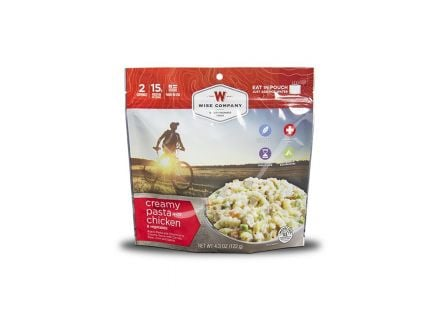Wise Foods Outdoor Creamy Pasta with Chicken - 03-906