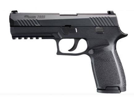 SIG Sauer P320 9mm Fullsize Pistol | 320F-9-BSS