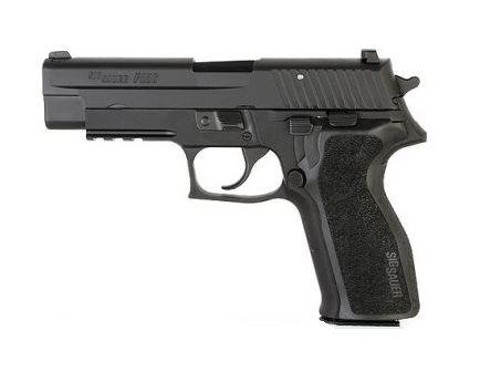 Sig Sauer P226 9mm Pistol, Night Sights – E26R-9-BSS