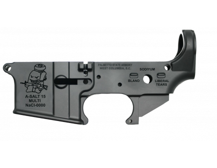 "PSA AR-15 ""A-SALT"" Stripped Lower Receiver *Preorder Item (4-6 Weeks Delivery)"