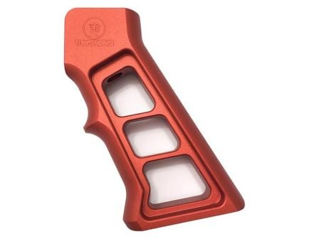 Tyrant CNC Titan 2.0 AR-15 Pistol Grip in Red