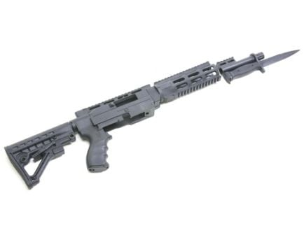 ProMag Archangel Conversion Stock for Ruger 10/22 - Black AA556R