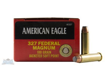 American Eagle 327 Magnum 100gr SP Ammunition 50rds - AE327