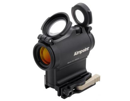 Aimpoint Micro H-2 Red Dot Reflex Sight 2 MOA, AR-15 Ready - 200211