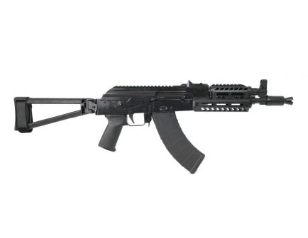 PSA AK-P GF3 Railed MOE ALG Triangle Side Folding Pistol , Black
