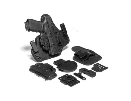 Alien Gear Core Carry Kit S&W M&P9 Compact Modular Holster System, Black