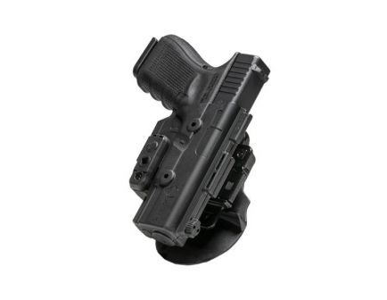 Alien Gear ShapeShift Paddle S&W M&P9 Compact RH OWB Holster, Black