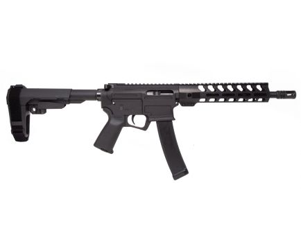 "PSA AR-V 10.5"" 9mm 1/10 Lightweight M-Lok MOE EPT SBA3 Pistol"