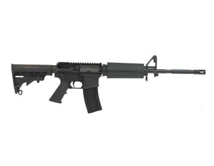 "Blem PSA PA-15 16"" Nitride M4 Carbine 5.56 NATO Classic AR-15 Rifle, Black"