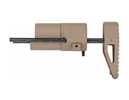 Armaspec XPDW Gen 2 Adjustable Aluminum PDW Stock, FDE