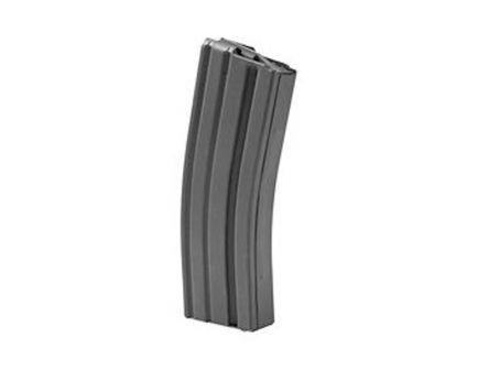 ASC AR-15 Stainless 5.56x45 30 Round Magazine, Black