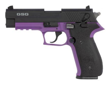 ATI GSG Firefly .22 LR Pistol, Purple