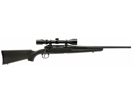 Savage Axis XP Youth 7mm-08 Rem. Black Synthetic Stock w/ Scope 19198