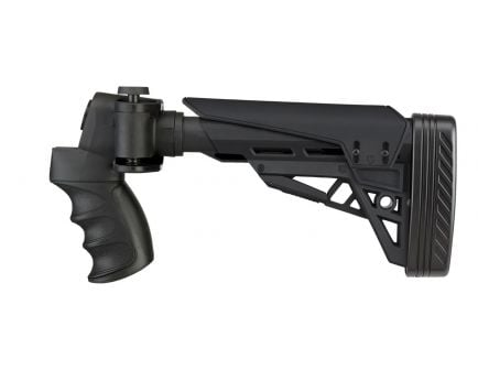 ATI Moss/Rem/Win 12 Gauge TactLite Adj Side Folding Shotgun Stk w/ Scorpion Recoil Sys - B.1.10.1135