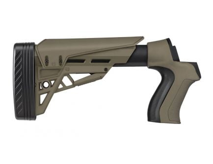 ATI Remington 870 12 Ga TactLite Adj Shotgun Stock w/ Scorpion Recoil Sys in FDE - B.1.20.1141