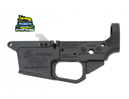 PSA PX9 Baby Snek Stripped Lower With Mag Catch Assembly and Ejector - Uses Glock®-Style Magazines