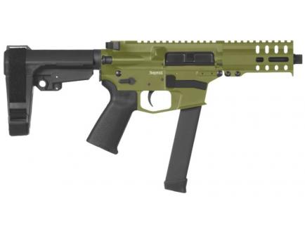 CMMG Banshee 300 MkGs Pistol 9mm Glock, NBG - 99A172F-NBG