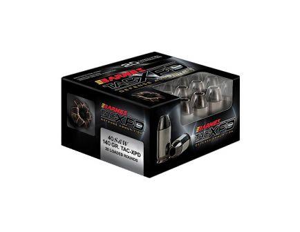 Barnes TAC-XPD 80 gr TAC-XP .380 ACP Ammunition, 20 Rounds