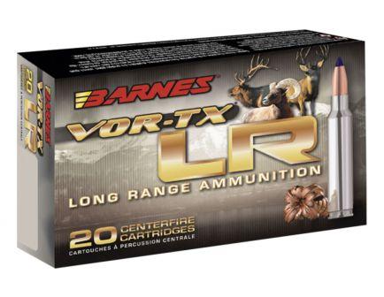 Barnes VOR-TX LR 175 gr LRX-BT 30-06 Springfield Ammunition 20 Rounds