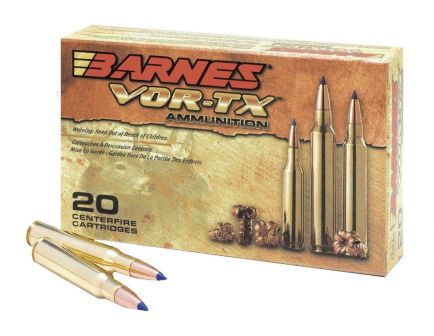 Barnes VOR-TX Rifle 110 gr TAC-TX FB .300 Blackout Ammunition 20 Rounds