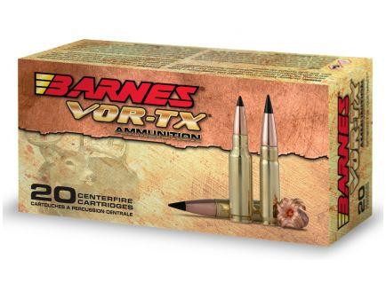 Barnes Bullets VOR-TX Rifle 6.5 Grendel 115 gr TTSX BT 20 Rounds Ammunition