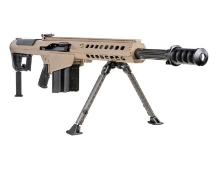"Barrett M107A1 20"" .50 BMG Semi-Auto Rifle, Flat Dark Earth Cerakote - 18066"